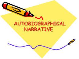 Autobiographical essays for graduate school